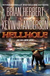 "Cover of ""Hellhole"" from www.wordfire.com"