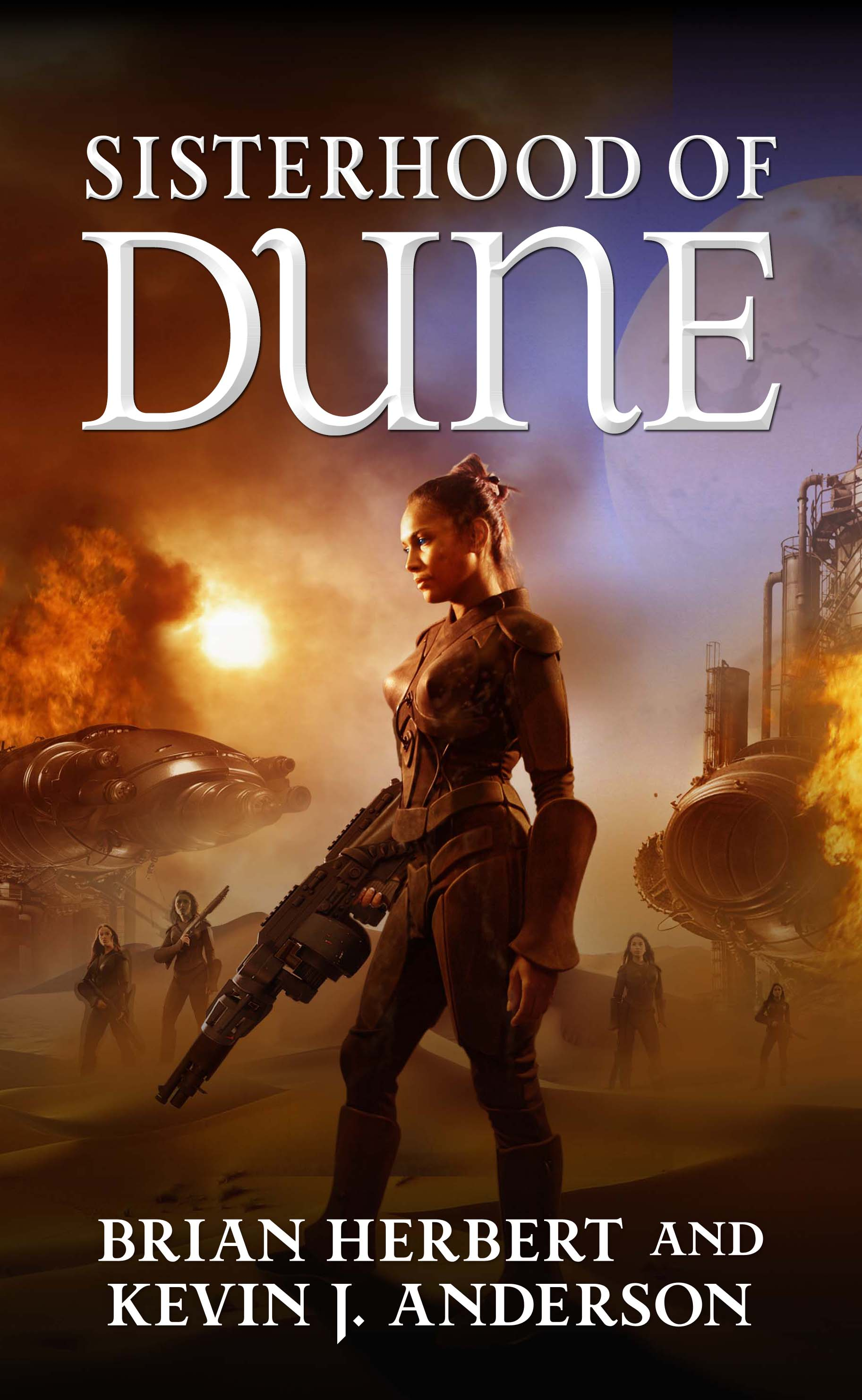 Dune Book Cover Art ~ First look sisterhood of dune cover kevin j anderson s