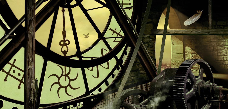 Clockwork angels in new ebook edition the official dune - Rush album art ...