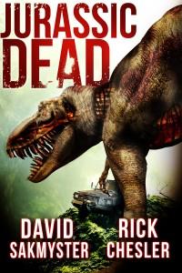 Jurassic Dead Cover Final