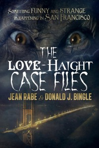 The Love Haight Case Files Cover Final